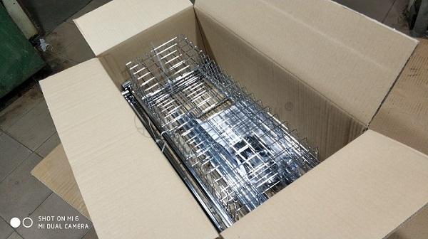 热销新款四层家用拉篮厨房置物架分享-川井 (2)
