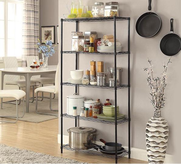 如何选购质量好的镀铬厨房置物架-川井