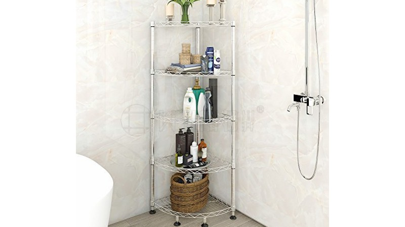 链家家居收纳和浴室储物架案例
