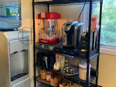 厨房电器烘焙食材整理收纳案例