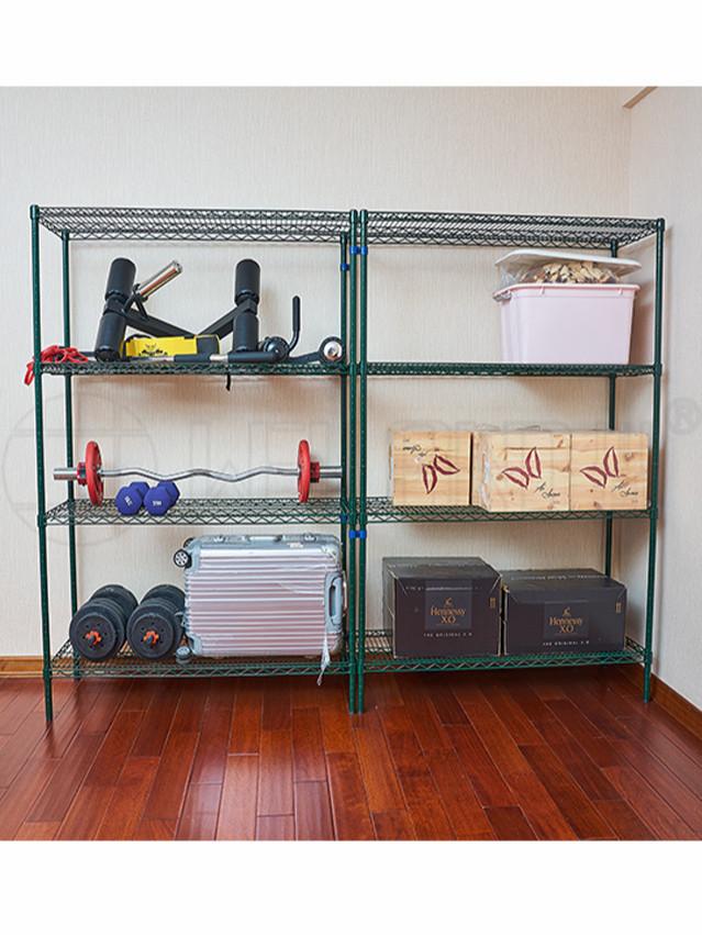 健身房健身器材储物架