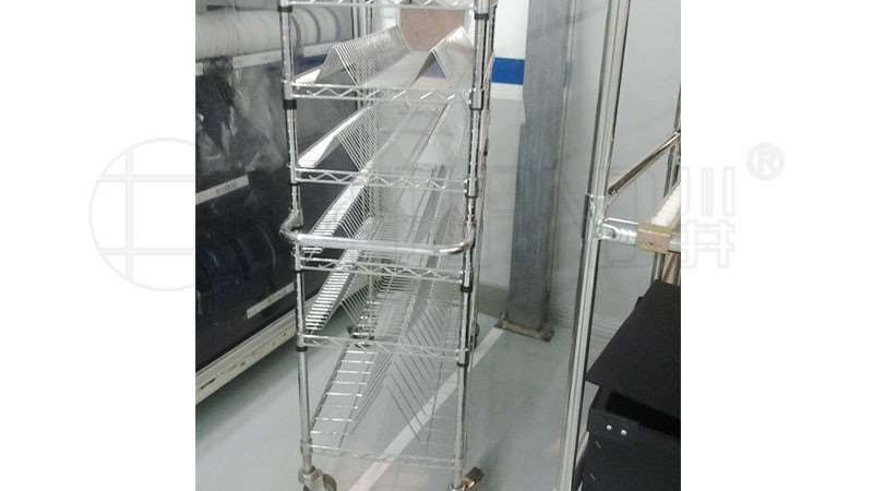 SMT料盘货架单峰双峰网架防静电电珠周转架