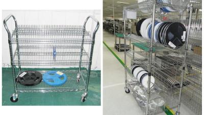 SMT物料架的优点有哪些?