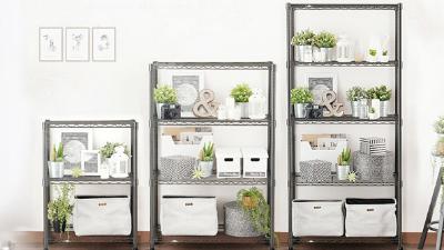 厨房空间不够用,这些置物架能够帮到你!