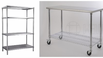 304不锈钢置物架有哪些优点?