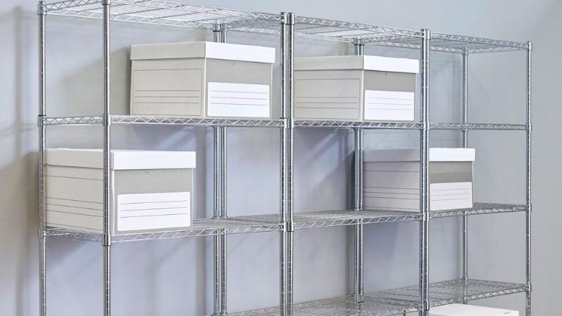 德力集团文件档案室收纳案例