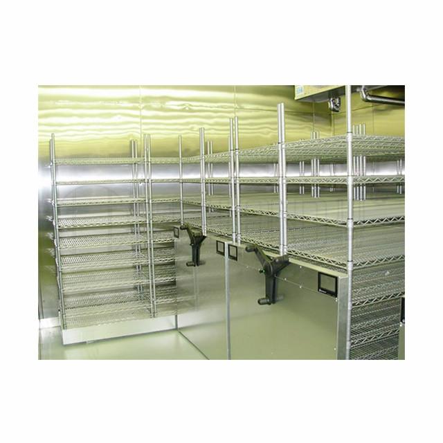 冷库专用仓储线网货架选购有什么注意-川井