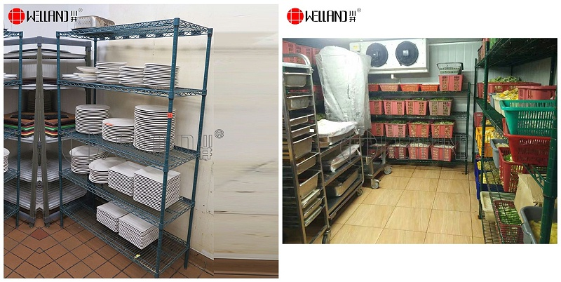 第27届广州酒店用品展,川井置物架货架如约而至-川井 (3)