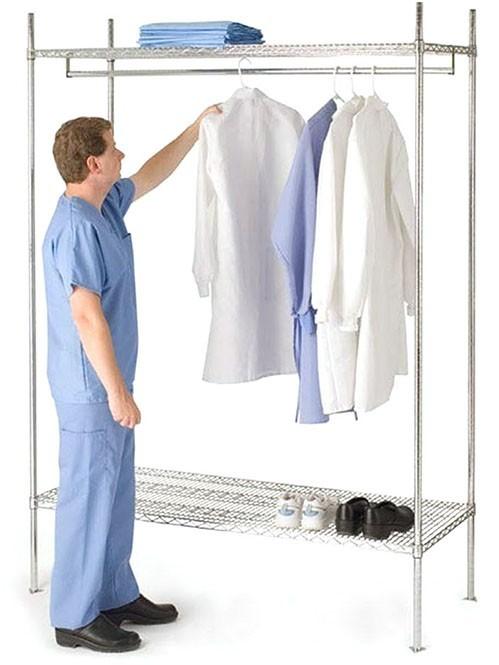 医院用手术室医生科室工作制服挂衣架