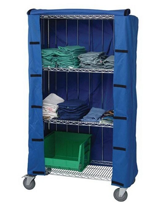 可移动医院清洁室洗衣房收纳置物架布衣柜