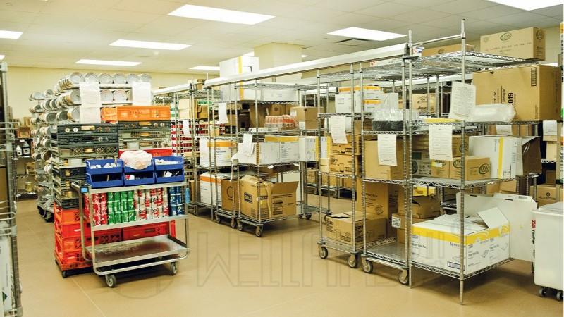 医院无菌货架 药房放药环保架子 医疗机构NSF认证货架