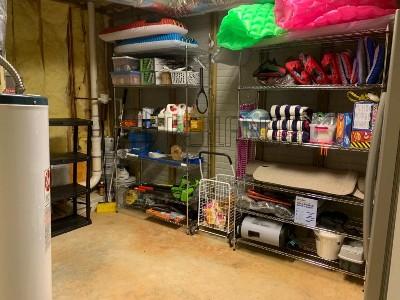 车库整理收纳杂物间储物收纳案例