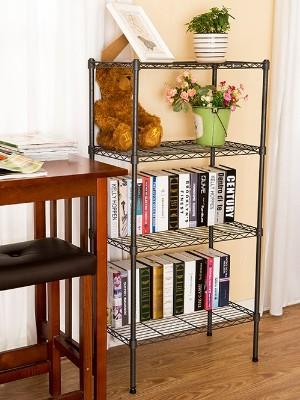 DIY组合四层收纳置物架
