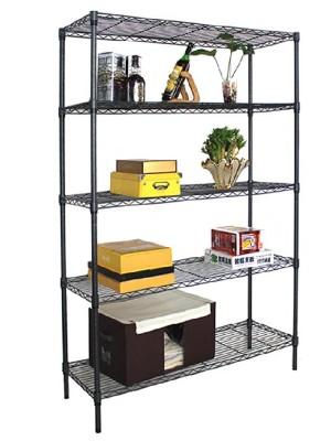 五层轻型家用置物货架