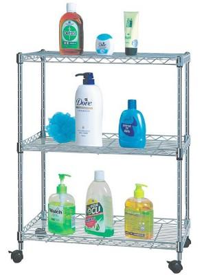 三层DIY杂物整理置物架