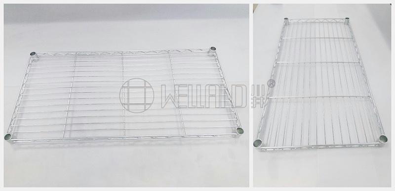 金属置物架 新表面处理工艺-电泳应用-川井