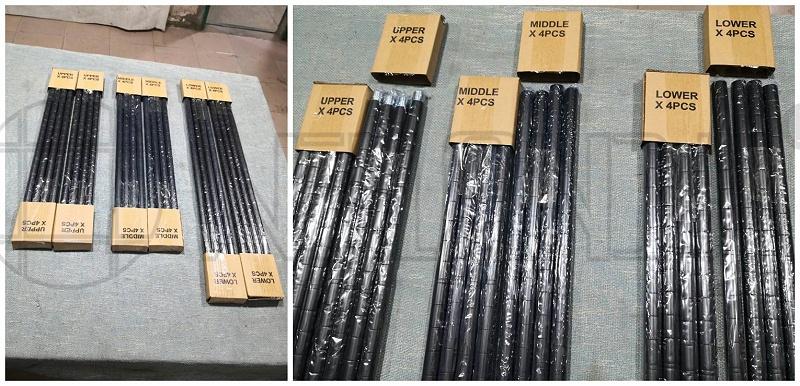 跨境电商爆款组合衣橱架通过摔箱测试包装分享(2)