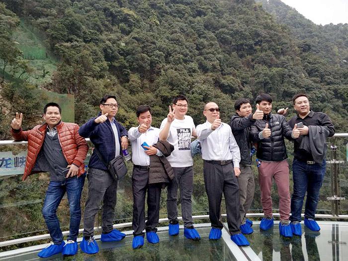 川井-团队旅游