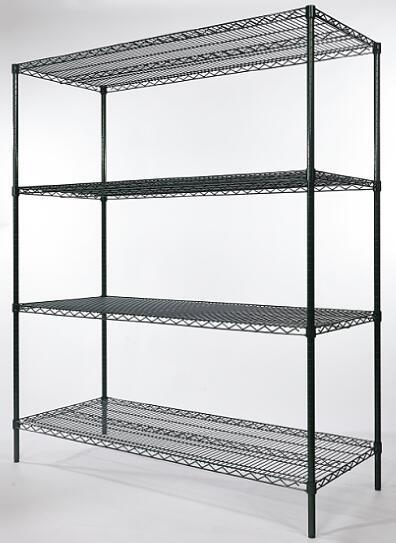 线网置物架表面电镀铬与电镀锌处理-川井 (3)