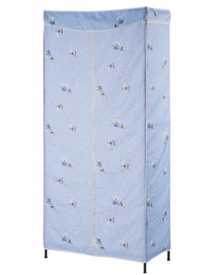 宿舍简易衣柜小型携带式组合布衣柜