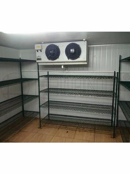 酒店商业厨房冷库线网货架