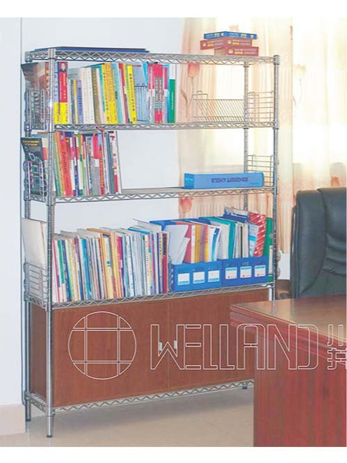办公室办公用品文件夹储物收纳层架