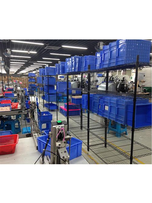 生产车间现场物料周转线网货架