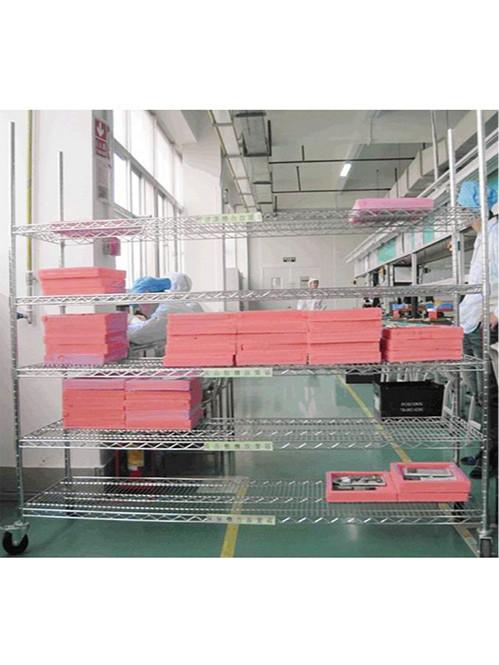 工厂车间配件储物架