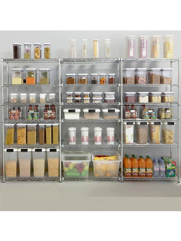 工业厨房组合式储物架