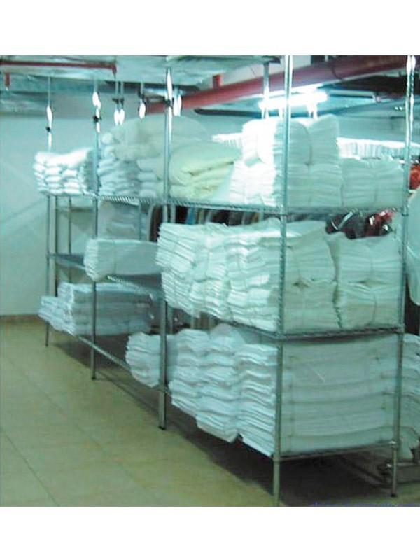 可调节层距洗衣房仓储货架