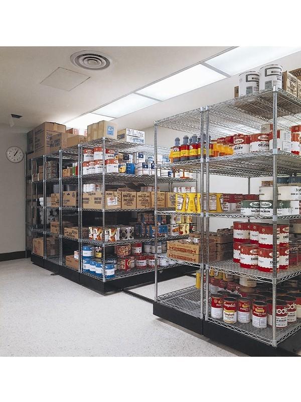 食品食材罐头收纳层架