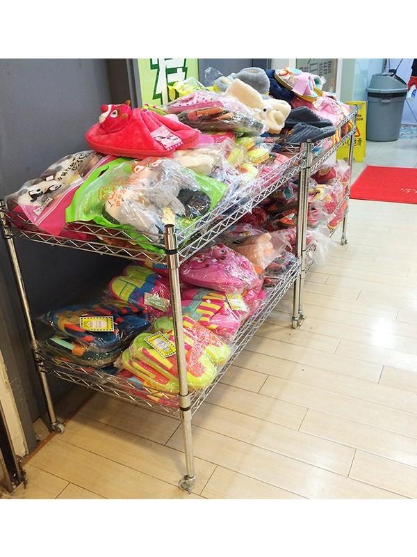 士多店铺头超市促销储存展示架