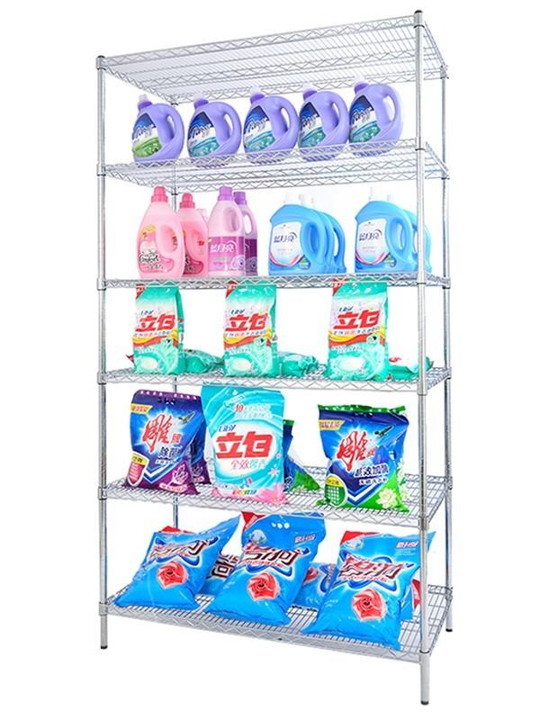 商场超市商品陈列展示线网层架