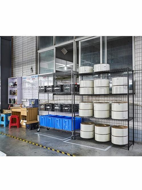 工厂防静电多层移动周转置物架