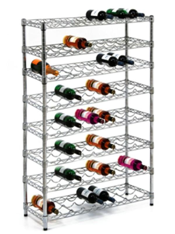 酒庄酒窖红酒展示储存架