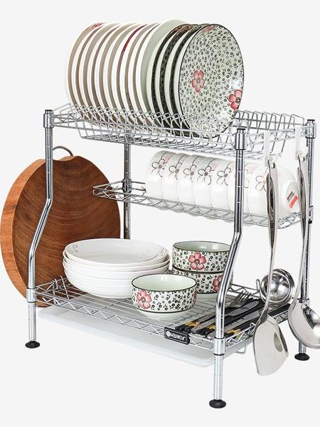 三层厨房碗碟架-川井
