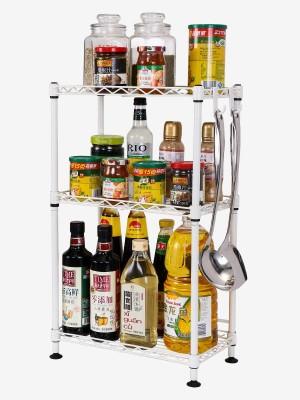三层厨房调味品置物架