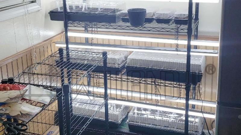 广东中山用户园艺场,花店,立体种植场,培植机构居家阳台家案例