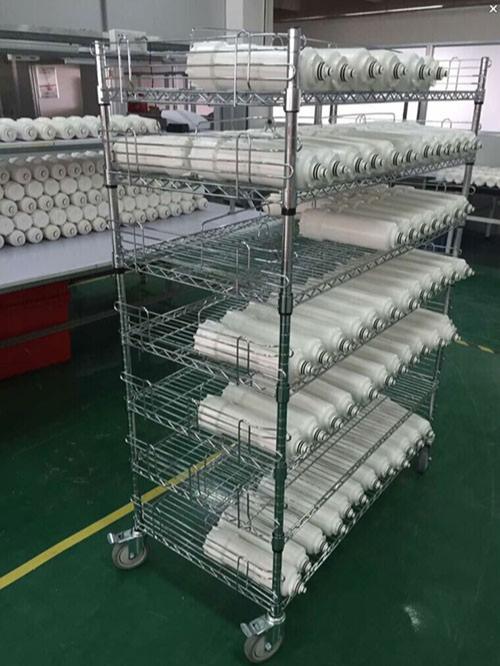 工业制造线网货架
